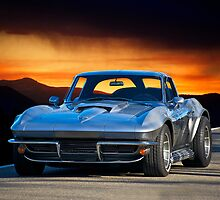 1963 Corvette Stingray by DaveKoontz
