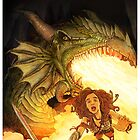 Dragon Dodge by Brent Woodside