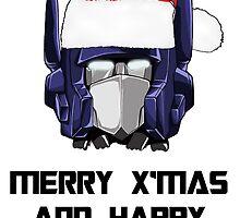 Merry Christmas and happy new year by benyuenkk