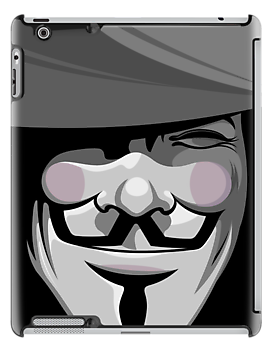 Vendetta iPad by BiggStankDogg