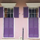New Orleans Windows and Doors XII by Igor Shrayer
