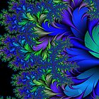Peacock Ore 2 by Susan Sowers