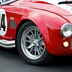 Shelby Cobra Detail 1 by DaveKoontz