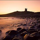 Dunstanburgh Mist by Brian Avery