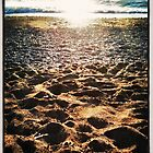 The Sand at Sunrise by vampyba