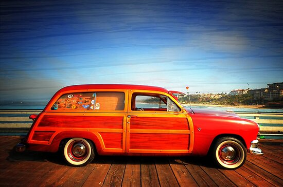 Vintage Woody El Frito by Delights