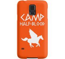 Camp Half-Blood - White Logo Samsung Galaxy Case/Skin