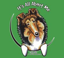 Collie :: Its All About Me by offleashart