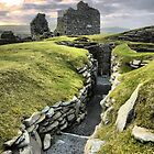Memories from The Shetland Isles. by Larry Lingard-Davis