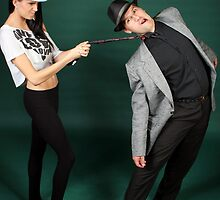 Tie Pulling Fiasco by photobylorne