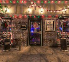 Happy Holidays from Bourbon Street Saloon Harrisburg by Shelley Neff