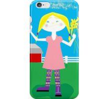 Maggie Ann iPhone Case/Skin