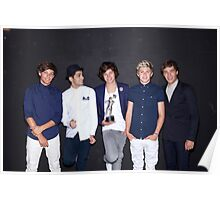 One Direction on MTV Poster