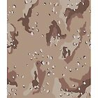 Desert Storm Camo Case by andytechie