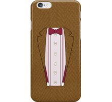 11th Doctor Outfit iPhone Case/Skin