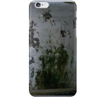 Mouldy Wall iPhone Case/Skin