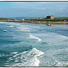 """Newquays Fistral beach"""" by mrcoradour"""