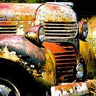 Rusted Dodge by Matt Hill