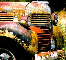 Rusted Dodge by Matt Hill