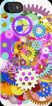 gears wheel by naphotos
