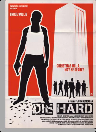 DIE HARD by AlainB68