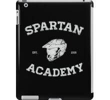 Spartan Academy iPad Case/Skin