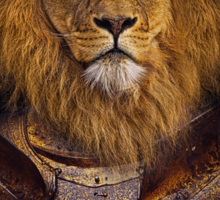 Leo The Lionheart Sticker