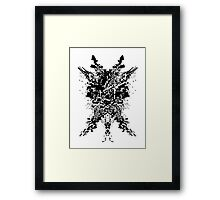 Abstract no. 7 Framed Print