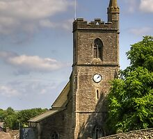 St Margaret's Church, Hawes - iPhone Case by Tom Gomez