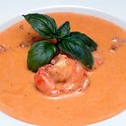 Decadent Shrimp Bisque by wolftinz