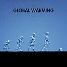 99 Steps of Progress - Global warming by maentis