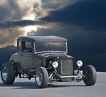 1930 Ford 'Hi-Boy' Coupe by DaveKoontz