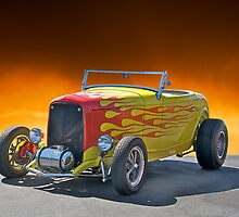 1932 Ford Roadster by DaveKoontz