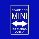 Mini Parking - iPad by Kezzarama