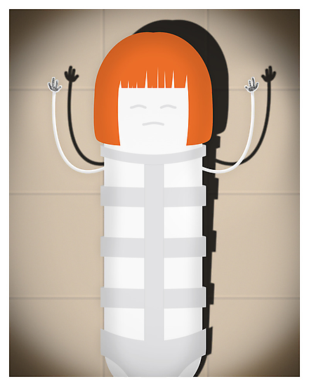 Leeloo by SuperLombrices