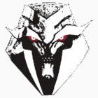 Megatron: Transformers Prime (Threshold Version) by SoManyRobots
