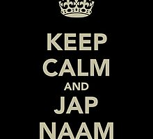 Keep Calm and Jap Naam by sugi007
