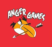 Anger Games Photographic Print