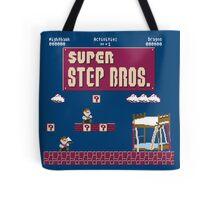 Super Step Brothers Tote Bag
