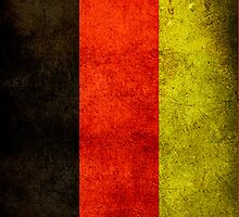 German Flag  by Giles Kawitzki