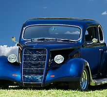 1935 Ford Coupe by DaveKoontz