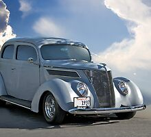 1937 Ford 'Vicky' by DaveKoontz