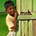 200811021618 Indian Boy by Steven  Siow