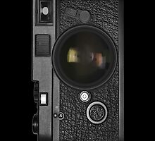 classic rangefinder camera i4 by naphotos
