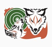 Ōkami Vector Art by GorathHyun
