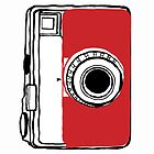 Smile For The Camera - iPad Case by Carol Knudsen