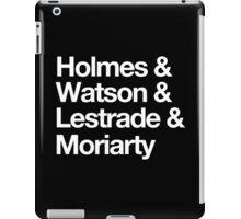 The Men Of BBC Sherlock iPad Case/Skin
