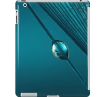 Blue iPad Case/Skin