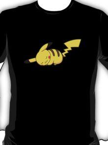 Pikachu Napping T-Shirt