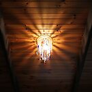 Lights & Shadows on a Timber Ceiling. by aussiebushstick